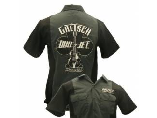Gretsch Players Club Workshirt, Charcoal