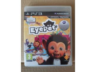 EyePet PS3 game