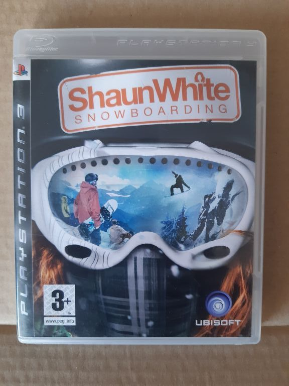 Shaun White - Snowboarding - PS3 game