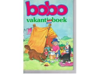 Bobo vakantieboek 1987 met Paulus de boskabouter